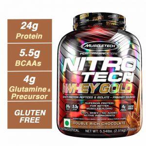 Đánh giá Nitro Tech Whey Gold