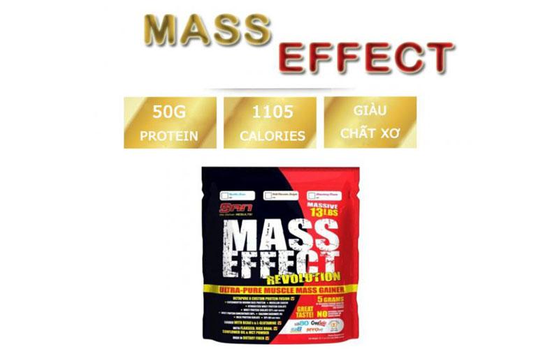 Hàm lượng dinh dưỡng Mass Effect