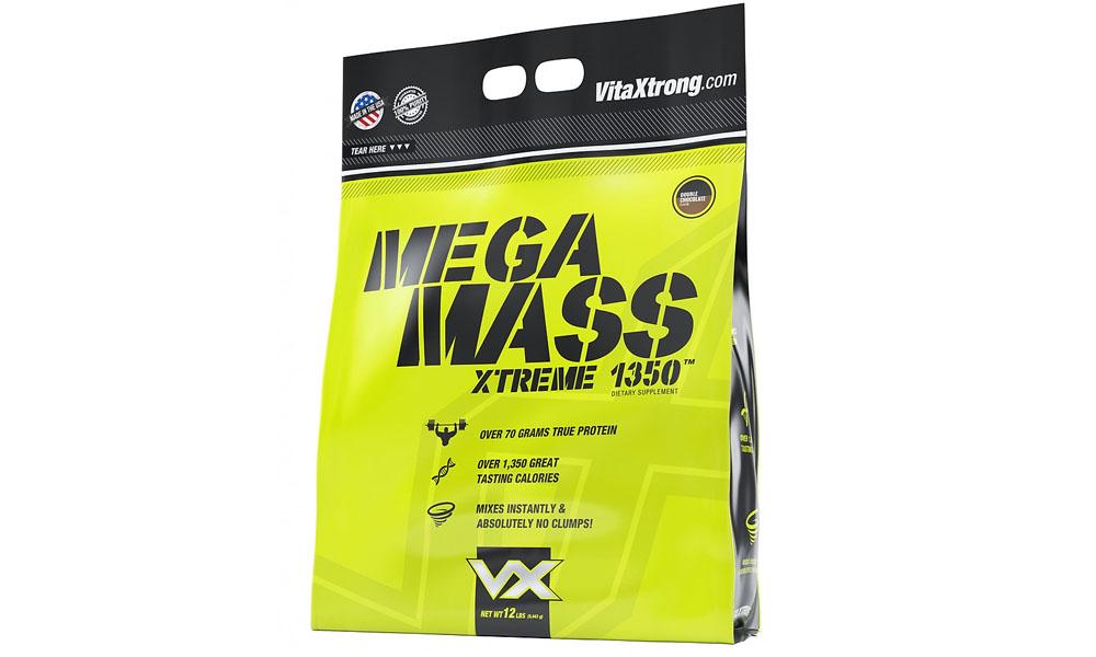 Hàm lượng dinh dưỡng Mega Mass