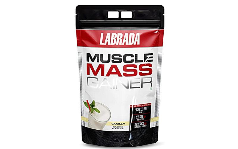 Uống Muscle Mass có tốt không?