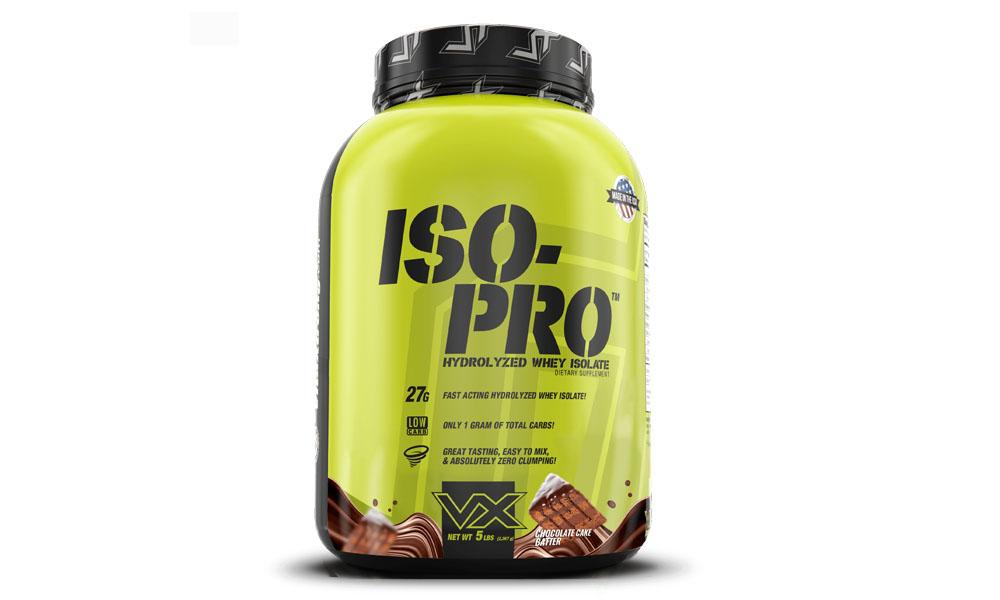 Công thức dinh dưỡng Iso Pro