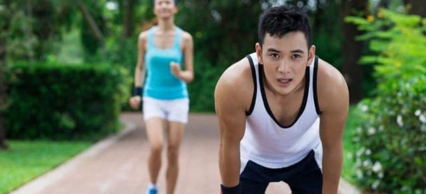 Lợi thế khi tập thể dục buổi sáng