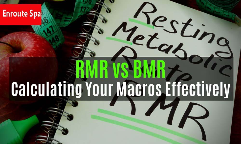 Phân biệt BMR và RMR